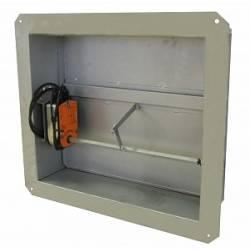Клапан дымоудаления КДМ-2 (электромагнитный привод)
