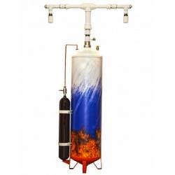 Модули пожаротушения тонкораспыленной водой