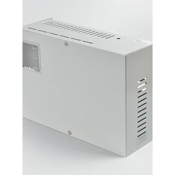 Скат -2400 (24 В, 3 А в режиме резерва до 3,5 А, отсек под АКБ 2штх12В, 12Ач)