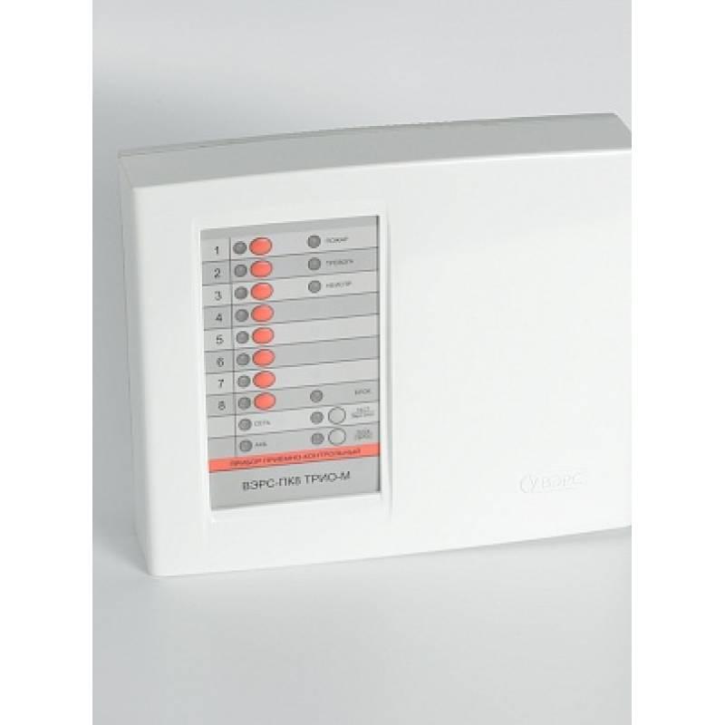 Прибор обеспечивает автоматическое переключение на питание от внутреннего резервного аккумулятора при пропадании напряжения сети и обратное переключение при восстановлении сети переменного тока без выдачи ложных извещений.