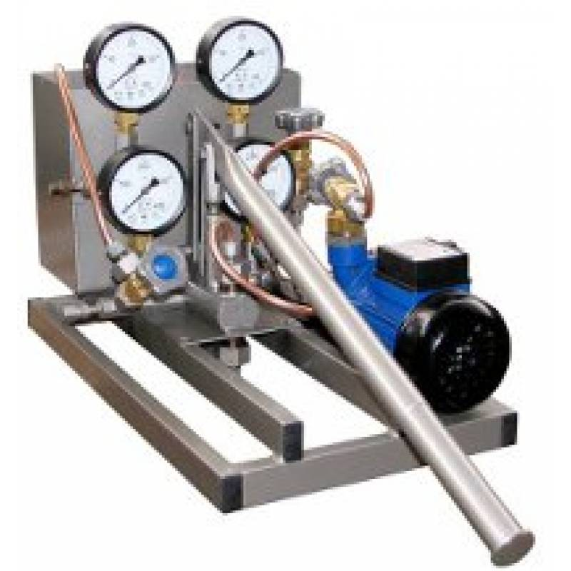 высоконапорное оборудование для сантехники гидравлическое