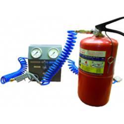Оборудование для обслуживания огнетушителей