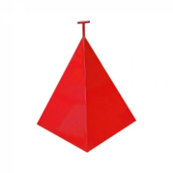 Колпак для укрытия пожарного гидранта (под заказ) (750х750х900)