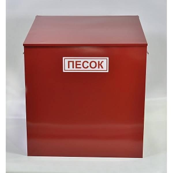 Ящик для песка сварной (0,5 м3)