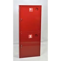 Шкаф пожарный ШПК-320НЗК (навесной закрытый красный)