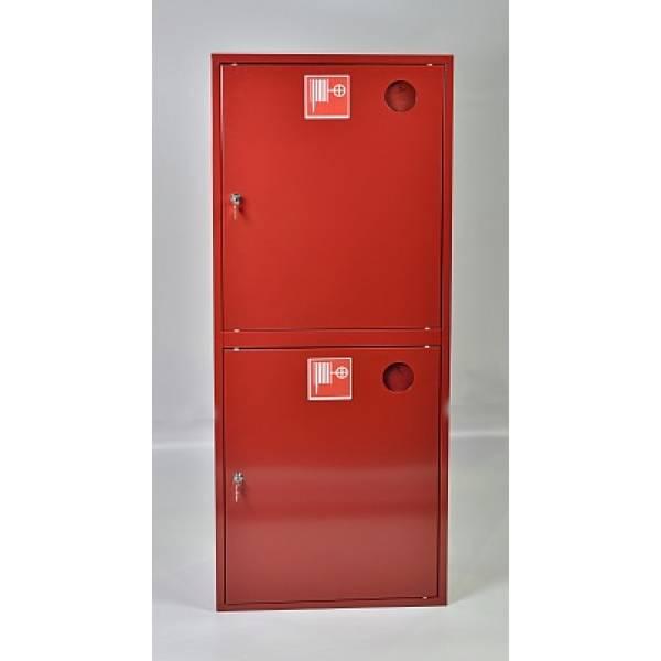 Шкаф пожарный ШПК-320-21ВЗК (встраиваемый закрытый красный)