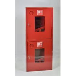 Шкаф пожарный ШПК-320-21НОК (навесной открытый красный)