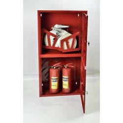 Шкафы для 2 ПК и 2 огнетушителей