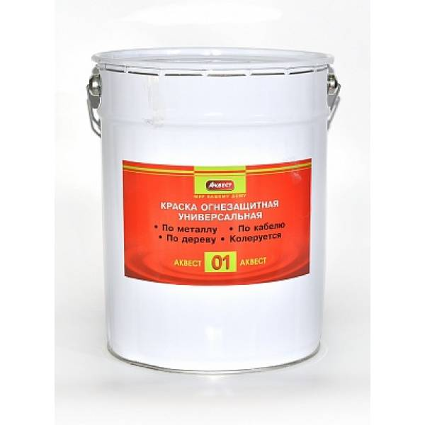 Универсальная краска Аквест-01 (25 кг)
