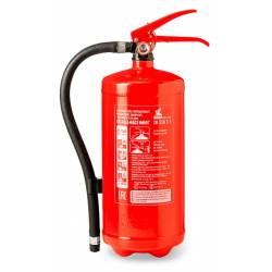Огнетушители порошковые МИГ Е (повышенная тушащая способность)