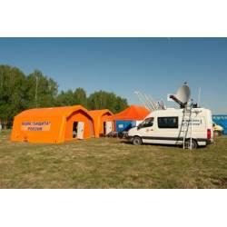 Пневмокаркасные палатки