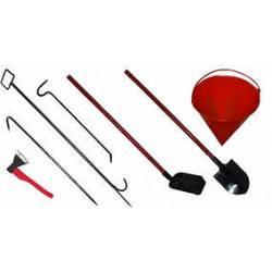Комплектующие (ведра, лопаты, ломы, багры и др.)