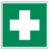 Знаки медицинского и санитарного назначения ГОСТ 12.4.026-2015
