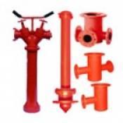 Пожарные колонки и гидранты