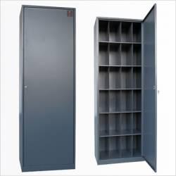 Металлические шкафы для противогазов
